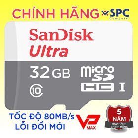 Thẻ nhớ Sandisk 32GB 16GB